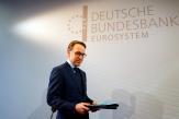 Le conservateur Jens Weidmann, président de la Bundesbank, démissionne