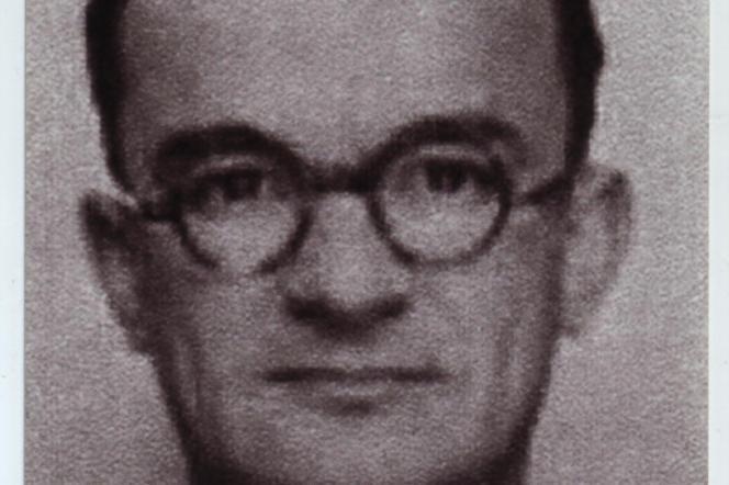 Albert Lautman, en 1942, à l'âge de 34 ans.