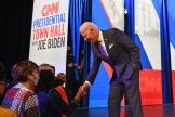 Le président américain Joe Biden, à Baltimore, le 21 octobre 2021.