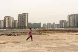 A Jurong (Chine), le 19 octobre 2021.