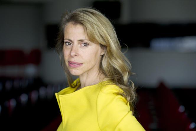 Cécile Rap-Veber, en juillet 2015.