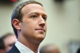 Mark Zuckerberg, le patron de Facebook, témoignant à Washington, le23 octobre 2019.