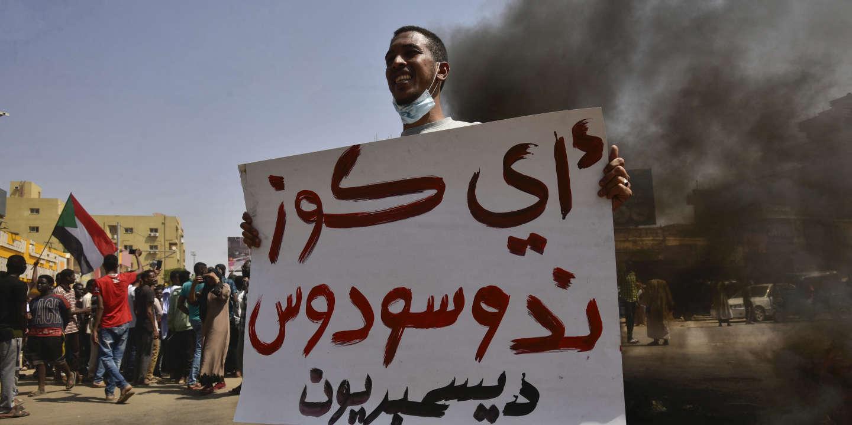 Au Soudan, des manifestations massives pour exiger la remise du pouvoir aux civils