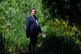 Emmanuel Kasarherou, président du Musée du quai Branly-Jacques Chirac, le27mai2020, à Paris.