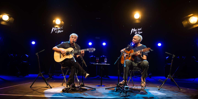 Musique : la sensualité essentielle de Caetano Veloso et Gilberto Gil
