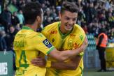 Ligue1: Nantes confirme sa bonne forme avec une victoire contre Clermont, Lille en rade face à Brest