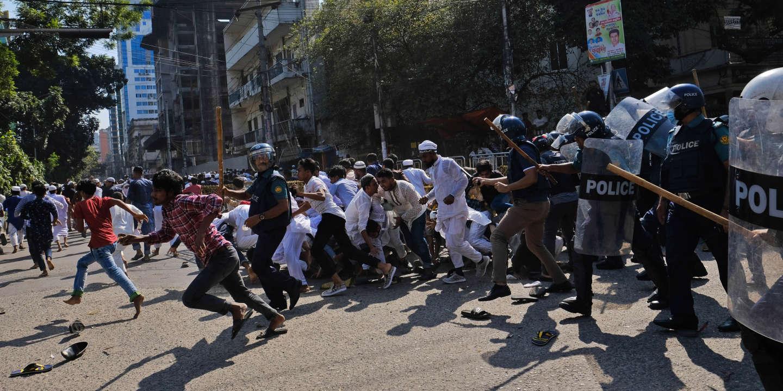 Flambée de violences communautaires au Bangladesh