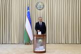 Sans surprise, le président de l'Ouzbékistan, Chavkat Mirziyoyev, a remporté lundi25octobre un second scrutin présidentiel.