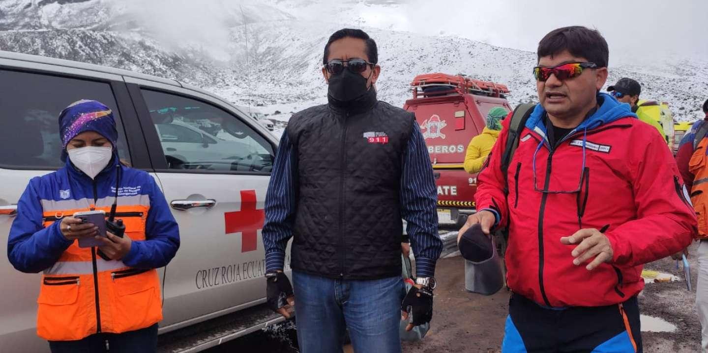 En Equateur, trois morts dans une avalanche sur un volcan enneigé