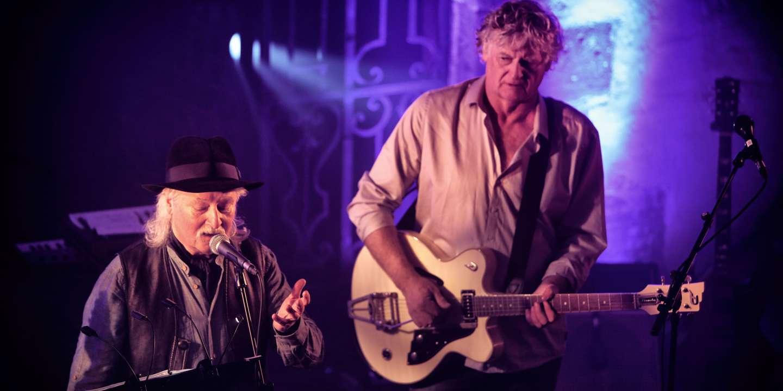 Musique : Au festival C'est dans la vallée, Rodolphe Burger marie l'Orient, la Bretagne et le blues