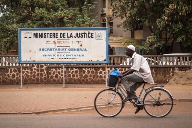A Ouagadougou, en 2019.
