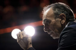 Eric Zemmour lors d'un débat à Paris, le 25 avril 2019.