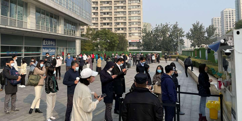 Covid-19 : le marathon de Pékin reporté sine die
