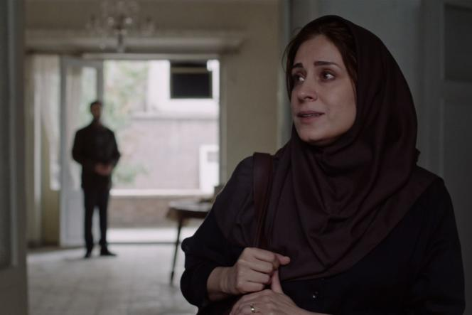 « Le Pardon», de et avecMaryam Moghadam (dans le rôle de Mina).