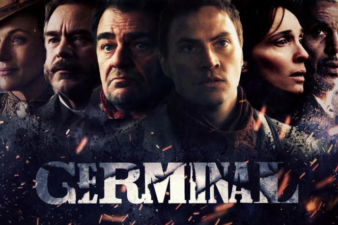 Les six épisodes de« Germinal», adaptés du roman d'Emile Zola, sont réalisés par David Hourrègue.