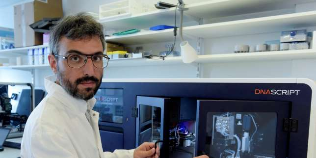 DNA Script lève 142millions d'euros pour démocratiser l'accès à l'ADN de synthèse dans les laboratoires