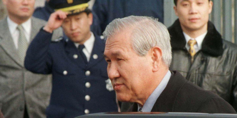 Artisan de la transition démocratique en Corée du Sud, l'ancien président Roh Tae-woo est décédé