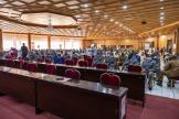 Ouverture du procès des auteurs présumés de l'assassinat de Thomas Sankara à Ouagadougou, le 11 octobre 2021.