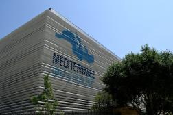 L'Institut hospitalo-universitaire (IHU) de Marseille, le 14 juin 2021.