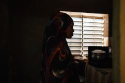 Ouagadougou, le 26 octobre. Cette femme n'a plus de nouvelles de son mari depuis 2019. Sans preuve de vie ou de mort, impossible de faire le deuil.