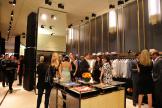 Lors de l'ouverture d'uneboutique Brioni, le 10 mai 2012, à Beverly Hills (Etats-Unis).