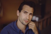 Le cinéaste et ethnologue Stéphane Breton, en 1989.