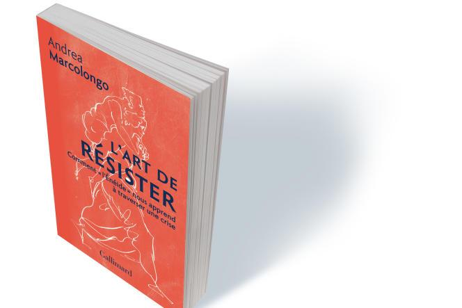 """«L'Art de résister. Comment l'""""Enéide"""" nous apprend à traverser une crise» (La lezione di Enea), d'Andrea Marcolongo."""