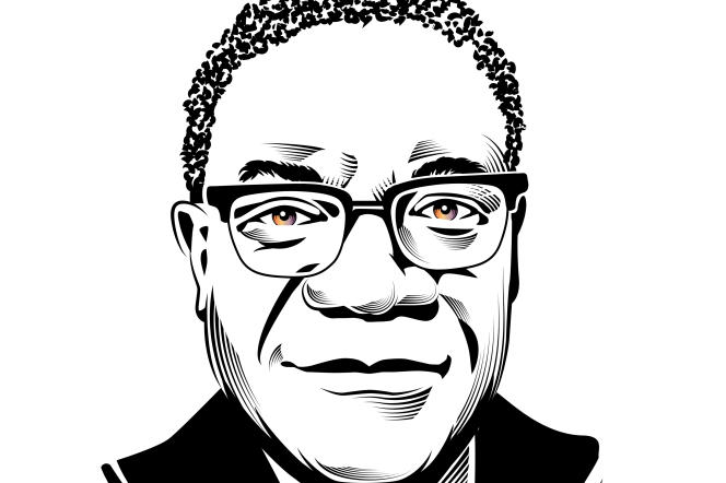 Portrait du docteur DenisMukwege.