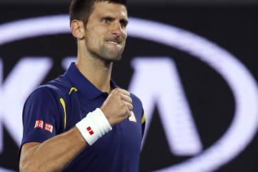 Le N°1 mondial Novak Djokovic a eu quelques difficultés à se défaire de l'Italien Andreas Seppi. Le Serbe s'impose en trois sets, 6-1, 7-5, 7-6 (8/6).